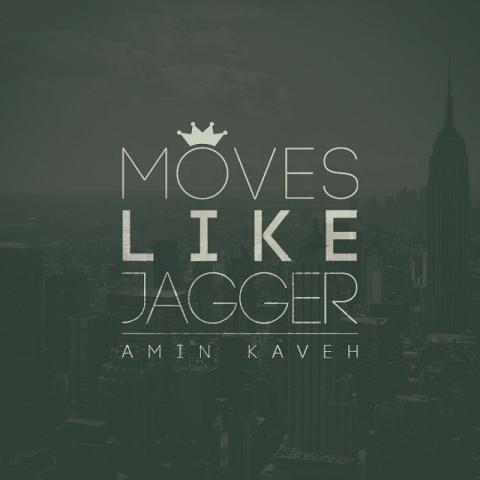دانلود آهنگ امین کاوه به نام Moves Like Jagger