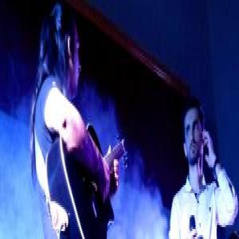 کنسرت سامان جلیلی در بابلسر