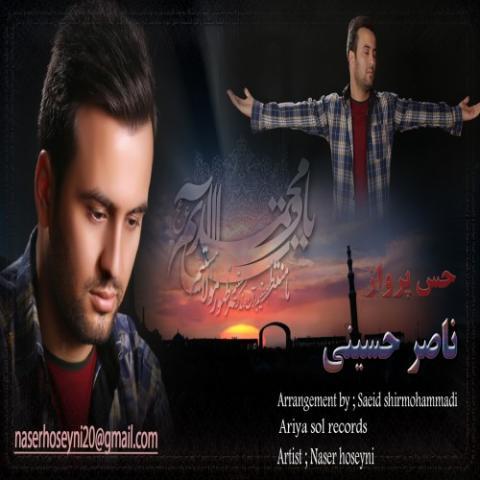 دانلود آهنگ ناصر حسینی به نام حس پرواز