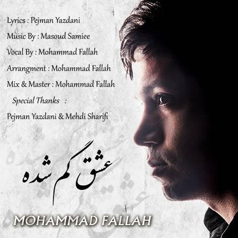 دانلود آهنگ محمد فلاح به نام عشق گم شده