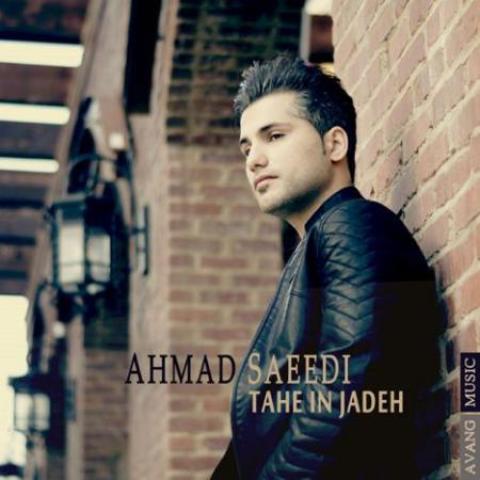 دانلود آهنگ احمد سعیدی به نام ته این جاده