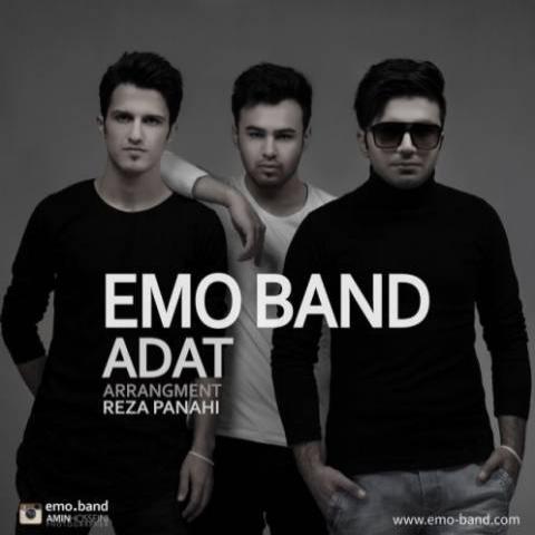 دانلود آهنگ Emo Band به نام عادت