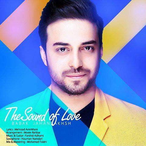 دانلود آهنگ جدید بابک جهانبخش به نام صداى عشق