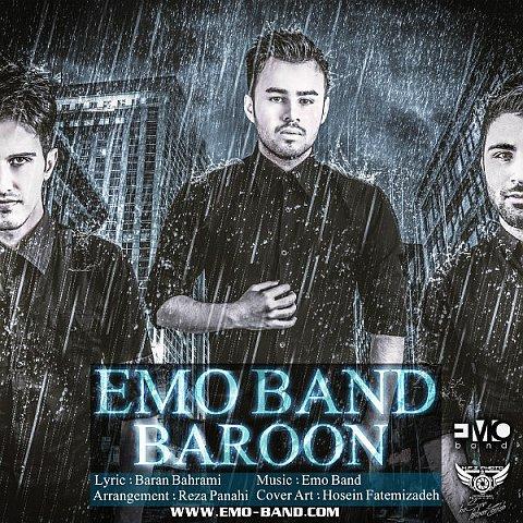 دانلود آهنگ جدید Emo Band به نام بارون