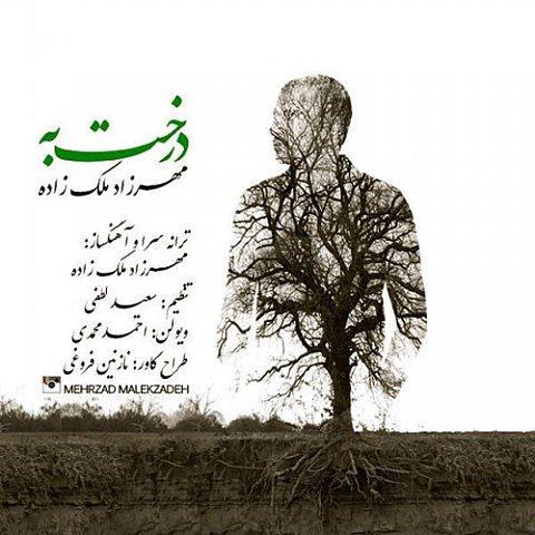 دانلود موزیک ویدئو جدید مهرزاد ملک زاده به نام درخت به