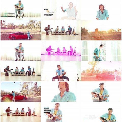 دانلود موزیک ویدئو جدید پیمان به نام سفر بورده