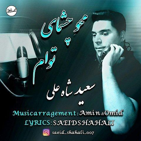 دانلود آهنگ جدید سعید شاه علی به نام محو چشمای توام