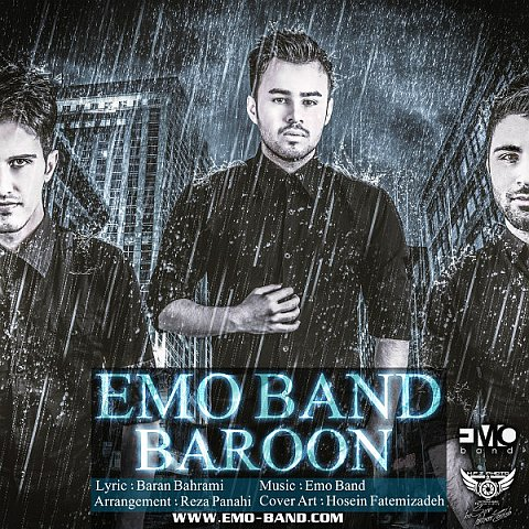 دانلود آهنگ جديد Emo Band به نام بارون
