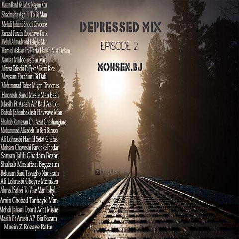 دانلود ریمیکس محسن BJ به نام Depressed Mix Episode 2
