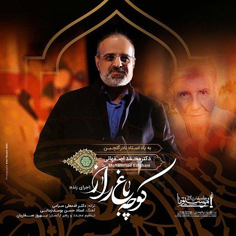 دانلود آهنگ محمد اصفهانی به نام کوچه باغ راز (اجرای زنده)