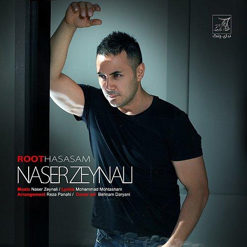 دانلود آهنگ جدید ناصر زینلی روت حساسم