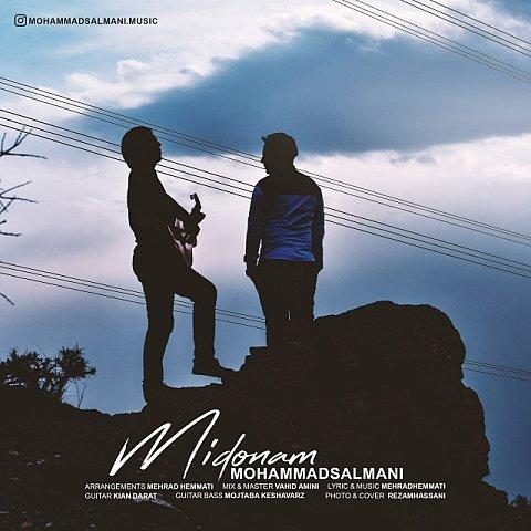 دانلود آهنگ جدید محمد سلمانی به نام میدونم