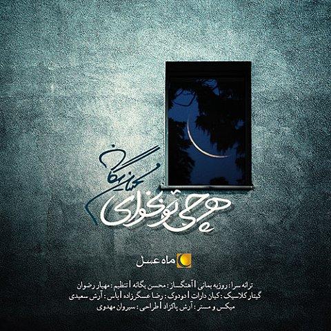 دانلود موزیک ویدیو محسن یگانه به نام هرچی تو بخوای
