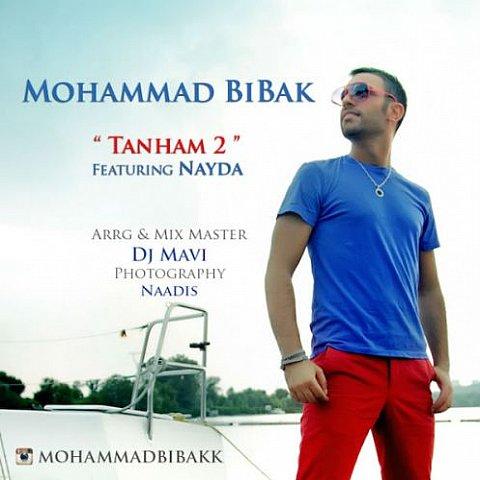 دانلود موزیک ویدئو جديد محمد بی باک به نام تنهام 2