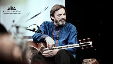 شصت و چهارمین زادروز استاد حسین علیزاده فرخنده باد