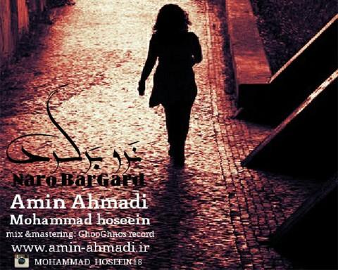 دانلود آهنگ امین احمدی و محمد حسین بابایی به نام نرو برگرد