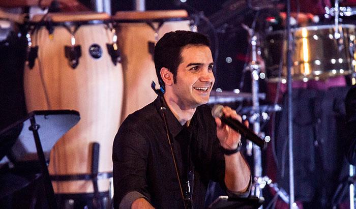 عکس های کنسرت محسن یگانه