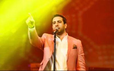 برگزاری کنسرت جدید امید حاجیلی در تهران