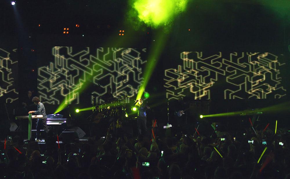 عکس های کنسرت بابک جهانبخش