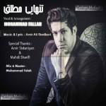 دانلود آهنگ محمد فلاح به نام تنهایی مطلق