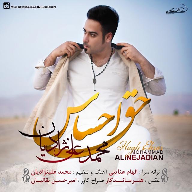 دانلود آهنگ محمد علی نژادیان به نام حق احساس