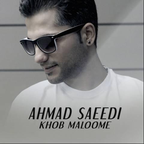 دانلود آهنگ احمد سعیدی به نام خوب معلومه
