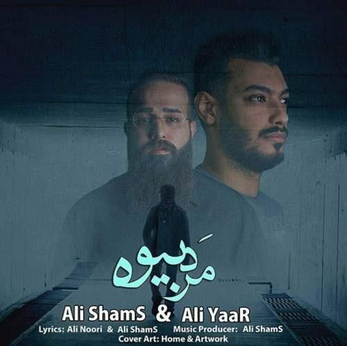 دانلود آهنگ علی شمس و علی یار به نام مرد بیوه