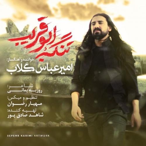 دانلود آهنگ جدید امیرعباس گلاب تنگه ابوقریب