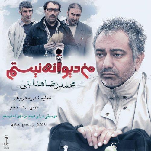 دانلود آهنگ جدید محمدرضا هدایتی من دیوانه نیستم