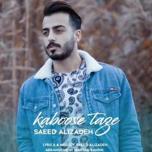 دانلود آهنگ جدید سعید علیزاده کابوس تازه
