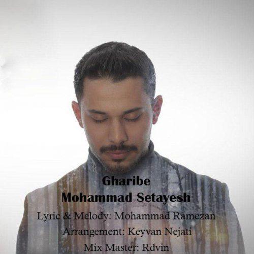 دانلود آهنگ جدید محمد ستایش غریبه