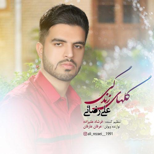 دانلود آهنگ جدید علی رضایی گلهای زندگی