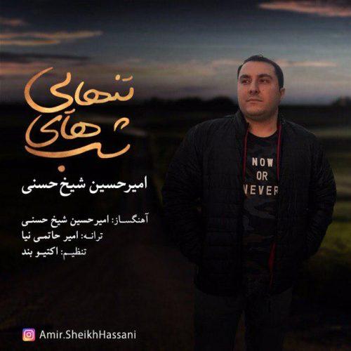 دانلود آهنگ امیرحسین شیخ حسنی به نام شبهای تنهایی