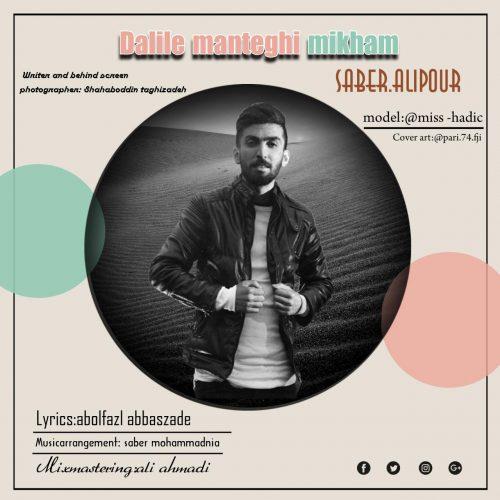 دانلود موزیک ویدیو جدید صابر علیپور دلیل منطقی میخوام
