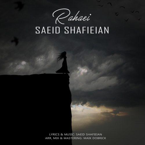 دانلود آهنگ جدید سعید شفیعیان رهایی