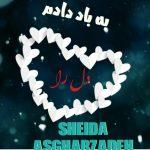 دانلود آهنگ شیدا اصغرزاده به نام به باد دادم دل را