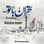 دانلود آهنگ سیاوش امینی به نام تهران با تو