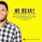دانلود آهنگ محمد ام استار به نام قلب من