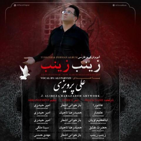 دانلود آلبوم جدید علی پرویزی زینب زینب