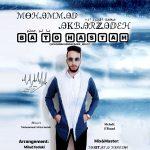 دانلود آهنگ محمد اکبرزاده به نام با تو هستم