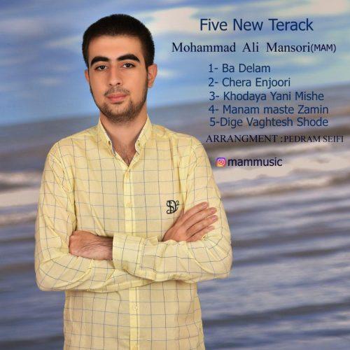 دانلود آهنگ محمد علی منصوری به نام با دلم