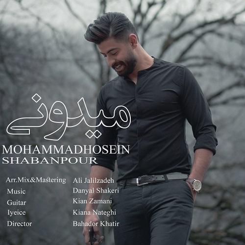 دانلود آهنگ محمد حسین شعبان پور به نام میدونی