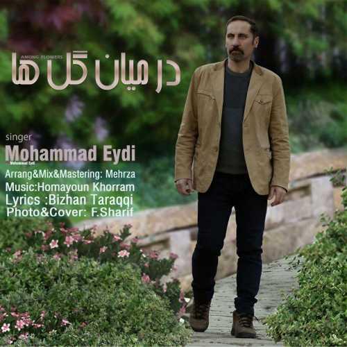 دانلود آهنگ جدید محمد عیدی در میان گل ها