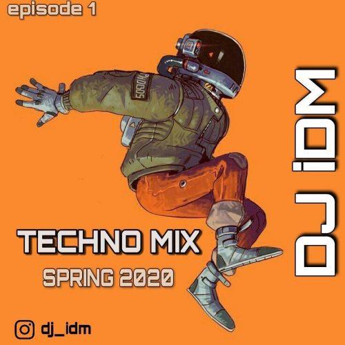 دانلود آهنگ دی جی آی دی ام به نام تکنو میکس 01