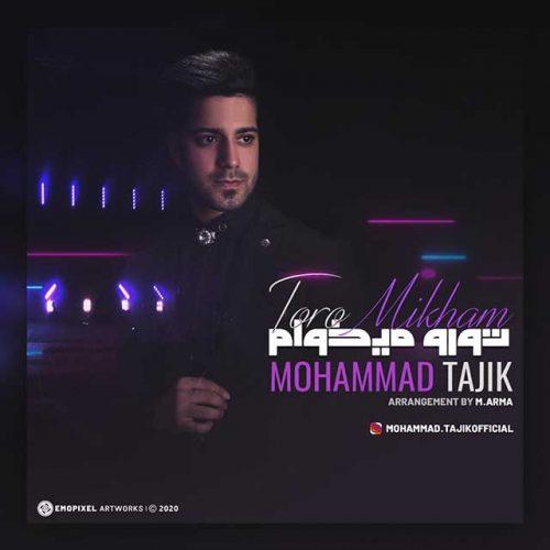 دانلود آهنگ محمد تاجیک به نام تورو میخوام