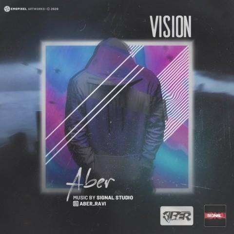 دانلود آهنگ عابر به نام Vision