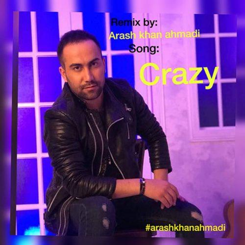 دانلود آهنگ آرش خان احمدی به نام دیوانه (ریمیکس)