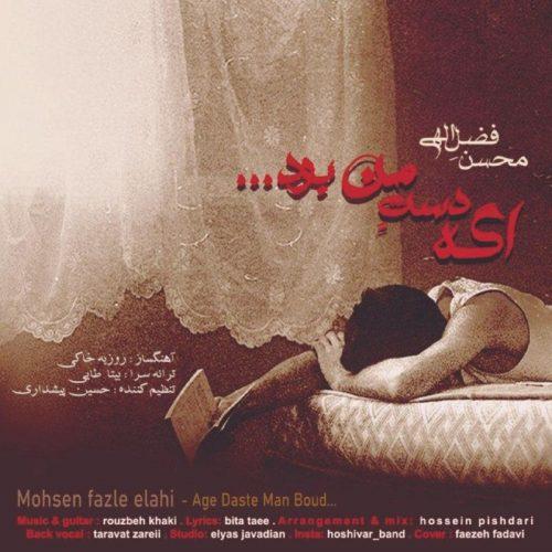 دانلود آهنگ جدید محسن فضل الهی اگه دست من بود