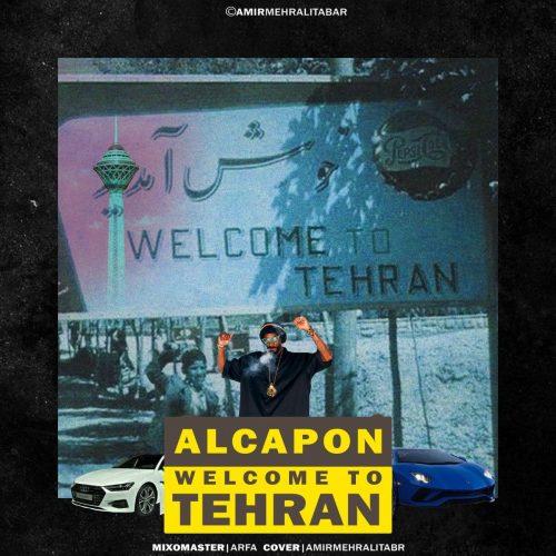 دانلود آهنگ جدید آلکاپون ولکام تو تهران