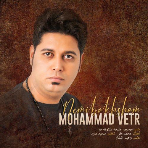 دانلود آهنگ جدید محمد وتر نمیبخشم